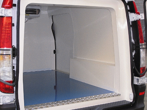 Double wheel arches